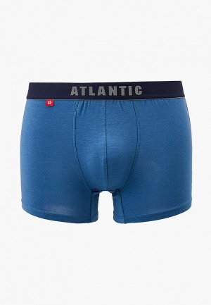 Трусы Atlantic Pimacotton. Цвет: синий