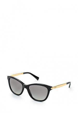 Очки солнцезащитные Ralph Lauren 0RA5201 126511. Цвет: черный