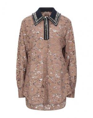 Блузка N°21. Цвет: телесный