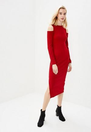 Платье FreeSpirit Touch. Цвет: красный