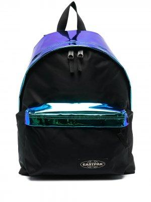 Рюкзак с нашивкой-логотипом Eastpak. Цвет: черный