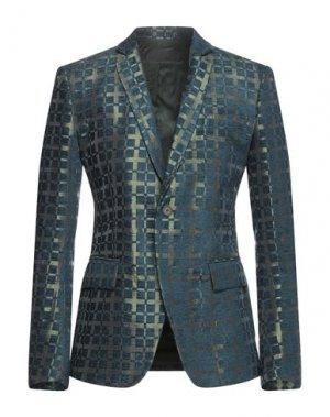 Пиджак HAIDER ACKERMANN. Цвет: зеленый-милитари