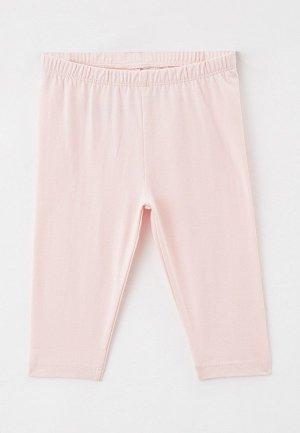 Леггинсы Gap. Цвет: розовый