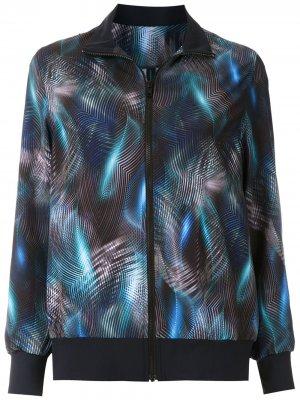 Куртка-бомбер Steffi с принтом Lygia & Nanny. Цвет: разноцветный