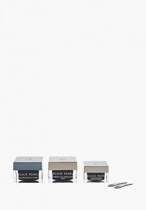 Набор для ухода за лицом Sea of Spa с минералами Мертвого моря (Дневной крем 45+, питательный ночной крем, кожи вокруг глаз и бальзам губ) 4шт.. Цвет: разноцветный