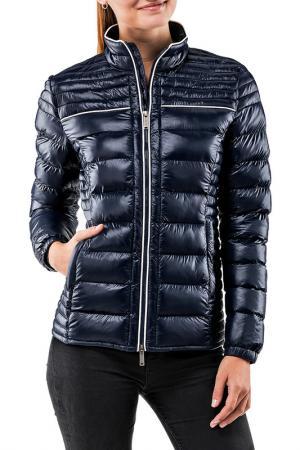 Куртка Vincenzo Boretti. Цвет: dark blue
