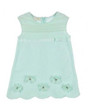 Платье ELSY. Цвет: светло-зеленый