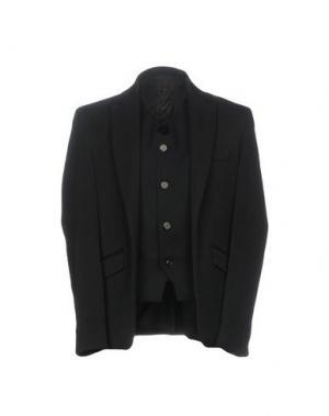 Пиджак MNML COUTURE. Цвет: черный