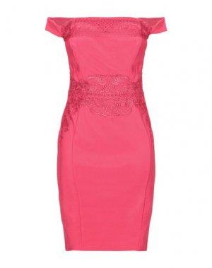 Короткое платье LIPSY. Цвет: фуксия