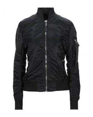 Куртка ALPHA INDUSTRIES. Цвет: стальной серый