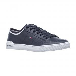 Кеды CORE CORPORATE LEATHER SNEAKER TommyHilfiger
