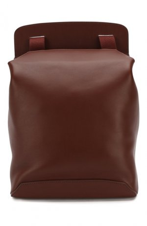 Рюкзак Moulded The Row. Цвет: коричневый