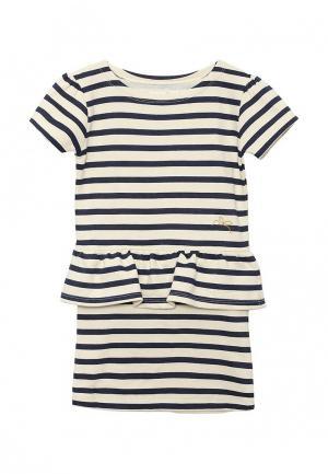 Платье Little Pieces LI025EGHOJ28. Цвет: бежевый