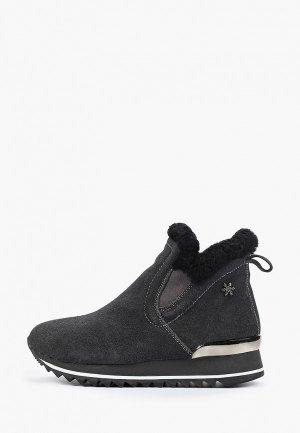 Ботинки Elche. Цвет: серый
