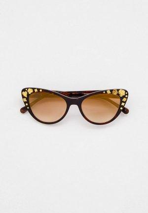 Очки солнцезащитные Baldinini BLD 2100 PGF 107. Цвет: коричневый