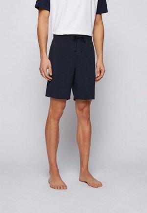Шорты домашние Boss Balance Shorts. Цвет: синий