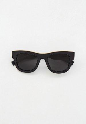 Очки солнцезащитные Dolce&Gabbana DG6140 25258G. Цвет: черный