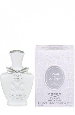 Парфюмерная вода Love In White Creed. Цвет: бесцветный