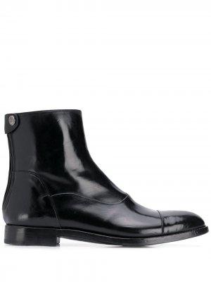 Ботинки по щиколотку Yago Alberto Fasciani. Цвет: черный