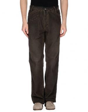 Повседневные брюки CHEVIGNON. Цвет: темно-зеленый