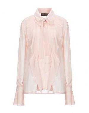 Pубашка ANNA RACHELE BLACK LABEL. Цвет: бежевый