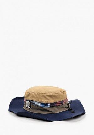 Панама Buff Booney Hat. Цвет: разноцветный