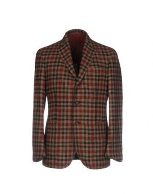 Пиджак STILE LATINO. Цвет: красный