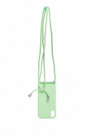 Чехол для iPhone Stradivarius XS. Цвет: зеленый