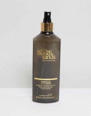 Масло-автозагар постепенного действия Everyday Liquid Gold Bondi Sands