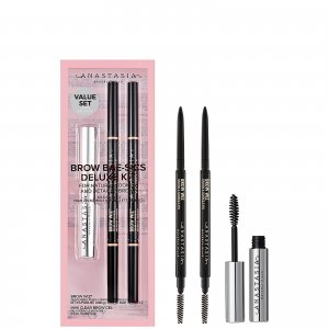 Brow Bae-sics Deluxe Kit (Various Shades) - Soft Brown Anastasia Beverly Hills