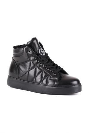 Ботинки GF Butteri. Цвет: чёрный