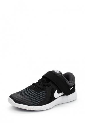 Кроссовки Nike Boys Revolution 4 (TD) Toddler Shoe. Цвет: черный
