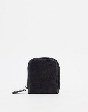 Бумажник с молнией -Черный Bolongaro Trevor