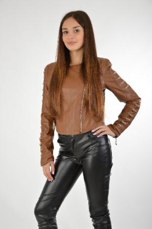 Куртка SHIMANDU. Цвет: коричневый