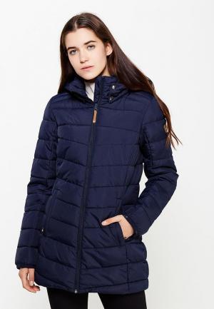 Куртка утепленная Icepeak TELLE. Цвет: синий