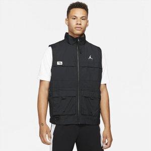 Мужской жилет Jordan Jumpman - Черный Nike