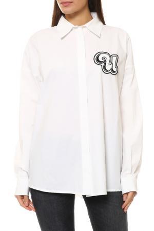 Рубашка Pinko. Цвет: белый