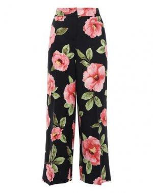 Повседневные брюки KATE SPADE New York. Цвет: черный