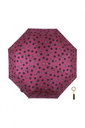 Зонт-автомат Flioraj. Цвет: фиолетовый