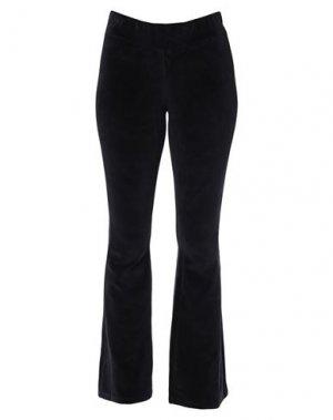 Повседневные брюки KARL KANI. Цвет: черный