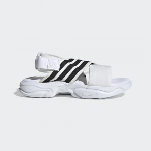 Сандалии Magmur Originals adidas. Цвет: черный