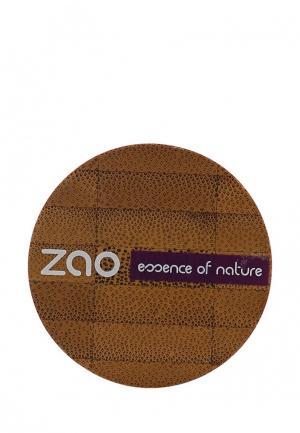 Тени для век ZAO Essence of Nature кремовые 253 (аметист) (3 г). Цвет: фиолетовый