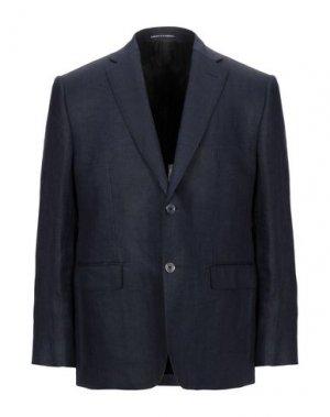 Пиджак JASPER REED. Цвет: темно-синий