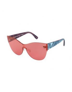 Солнечные очки SUPER by RETROSUPERFUTURE. Цвет: фуксия