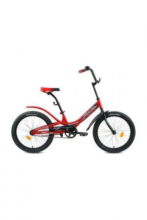 Велосипед SCORPIONS 20 1.0 Forward. Цвет: красный, черный