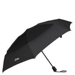 Зонт полуавтомат 180 черный JEAN PAUL GAULTIER