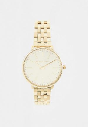 Часы Michael Kors MK3898. Цвет: золотой