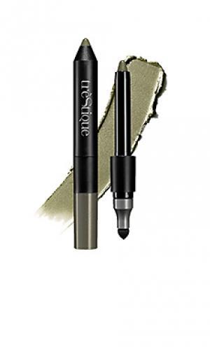 Карандаш для теней век color & smudge treStiQue. Цвет: зеленый