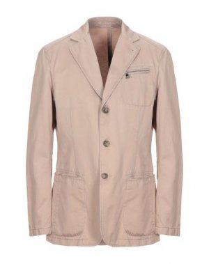 Пиджак MABRUN. Цвет: песочный