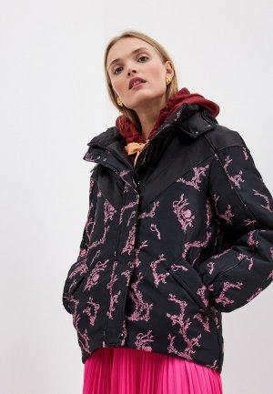 Куртка утепленная Escada Sport. Цвет: черный